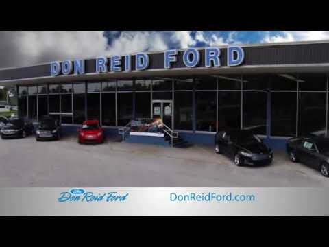Don Reid Ford >> Only At Don Reid Ford Youtube