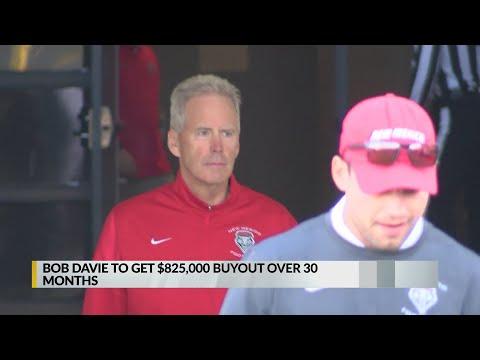 Bob Davie to receive $825K in UNM buyout