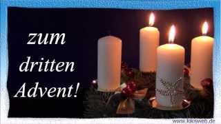 Grüße zum 3. Advent