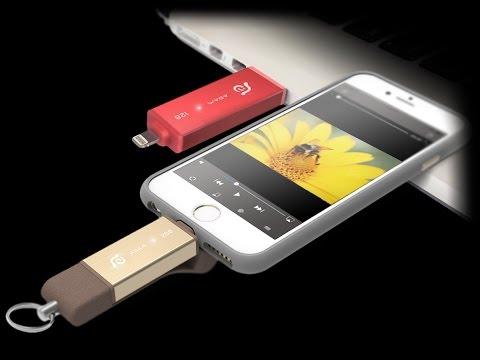 Acuvar 64GB USB Flash Drive for iphone X Xr Xs max 8 Plus 7 6s 6 All iPad PC Mac