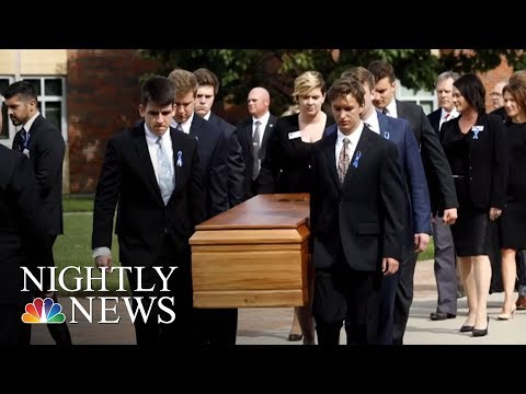 Fred Warmbier Speaks Out In South Korea, 8 Months After Son's Death | NBC Nightly News