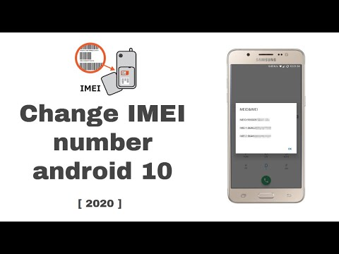 How To Change Imei Number In Samsung Devices