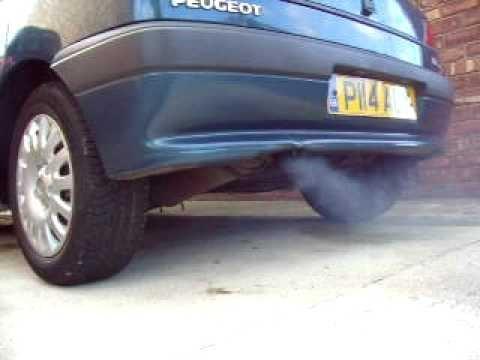 Peugeot 306 XLdt Cold Start after injector clean