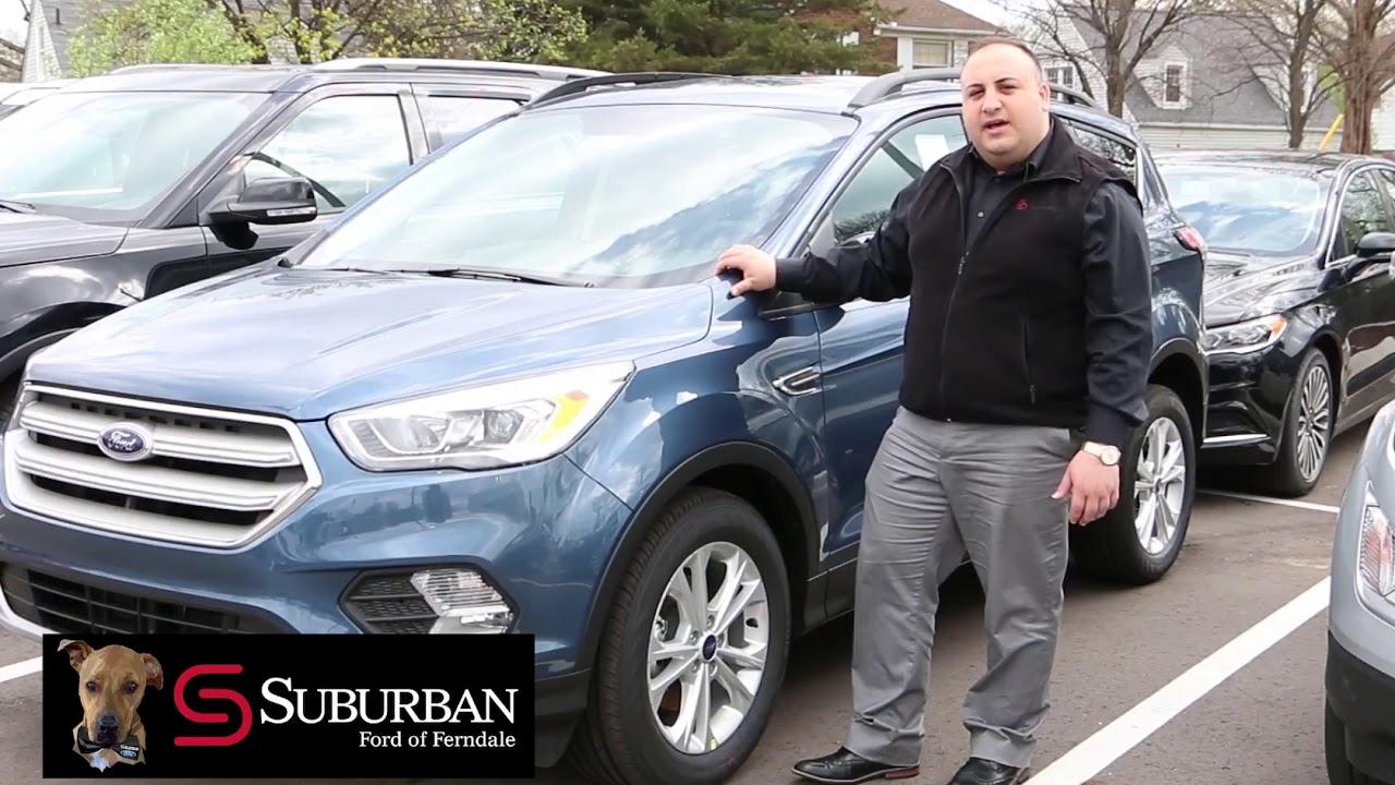 Suburban Ford Ferndale >> Suburban Ford Of Ferndale New Car Specials Escape