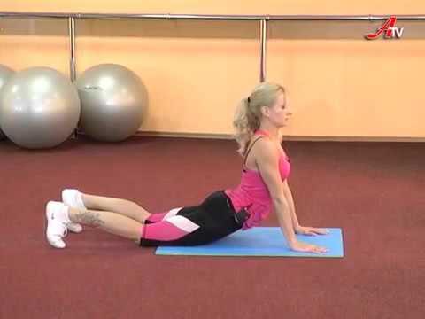 Как сделать плоский, рельефный живот. Эффективные упражнения, которые можно выполнять дома