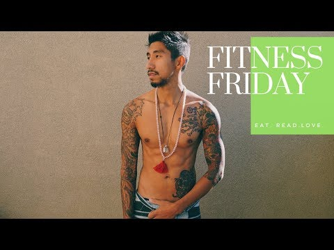 FITNESS FRIDAY SAL: YOGA MUSCLE TENSION RELEASE