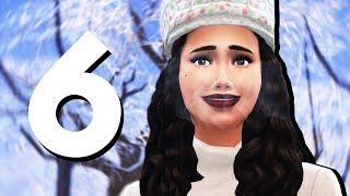 The Sims 4 Времена года #6 ЗИМААААА!