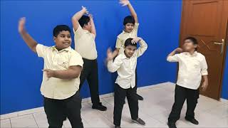 Happy: A Dance Video by the Students of HOPE