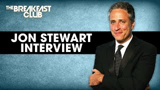 Jon Stewart Talks Political Accountability, Systemic Racism, His Movie 'Irresistible' + More