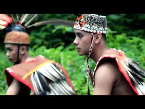Laskar Dayak - Tanah Parene'an (Cover Version)