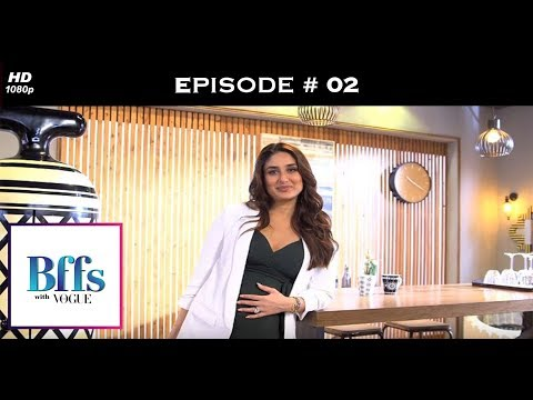 BFFs with Vogue S01 - 'Kareena knows it all' - So says Manish Malhotra!