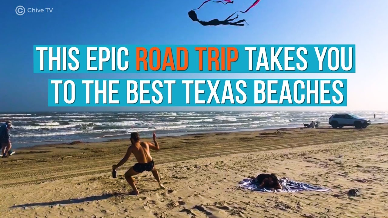 10 Best Beaches in Texas (with Photos & Map) - TripsToDiscover