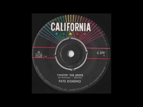 Fats Domino-Sun Spots [Twistin' The Spots]-(instrumental 1957)