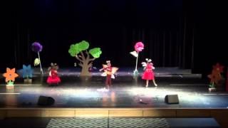 BASC Dance Program - Projapoti Projapoti Kothay Pele Bhai