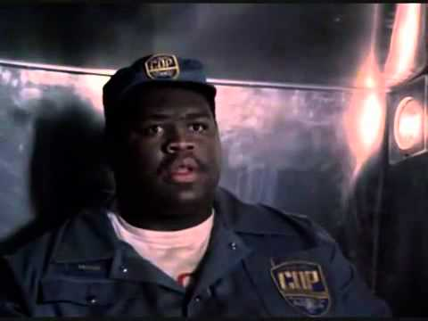 "Police Academy Bubba Smith ""hightower"" Yama Yama Yama"