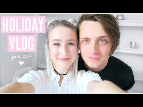A Lovely Week Away With Alex! | HOLIDAY VLOG