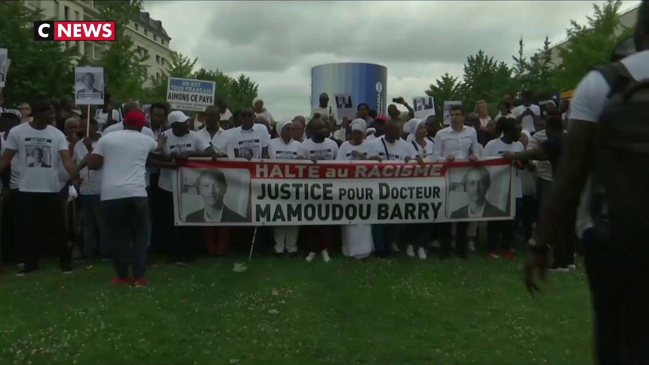 1.400 personnes à la marche blanche pour rendre hommage à Mamoudou Barry