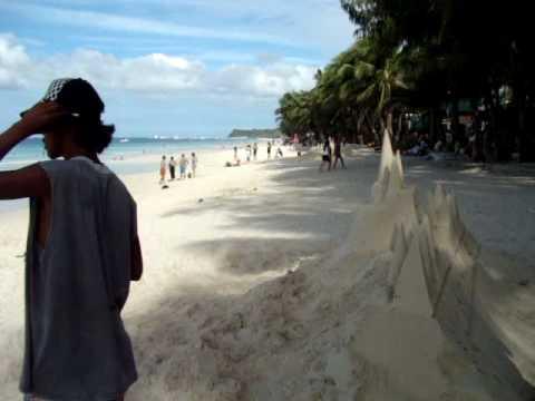 Boracay White Beach Malay Aklan Province
