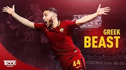 Kostas Manolas - The Greek Beast ● Crazy Defensive Skills 2018 HD|