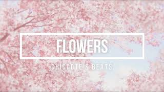 'Flowers' · Lo-Fi Old School Ambient Instrumental Hip Hop Rap Beat