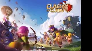 Clash of clans-clash of play ger mig baby dragon :D -clash of play joinar :D
