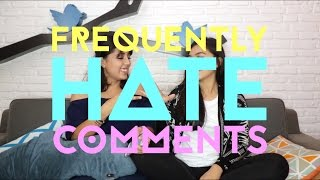 FREQUENTLY HATE COMMENTS feat. Nessie Judge