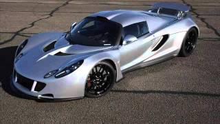 Топ 10 самых красивых машин в мире