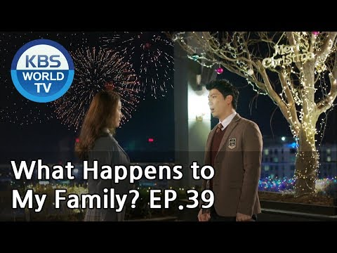 What Happens to My Family? | 가족끼리 왜 이래 EP.39 [ENG, CHN, MLY, VIE]