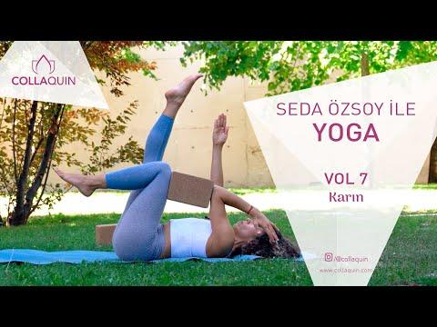 Seda Özsoy İle Yoga | Vol 7 | Karın