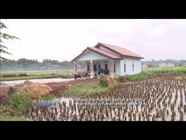 EKSKLUSIF, Inilah Rumah Baru Siti Badriah di Tengah Sawah | SELEB EXPOSE (14/04/19)