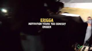 Motivation thank you concert uniben