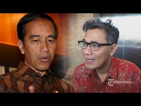 Jokowi Divonis Bersalah atas Bencana Asap, Budiman Sudjatmiko: Hormati, Presiden Tak di Atas Hukum