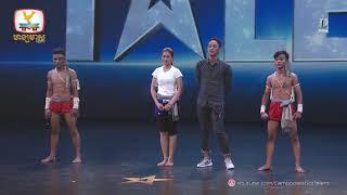 Cambodia's Got Talent Season 2 | Judge Audition | Week 3 - មិត្តវិរៈ - ក្បាច់គុណល្បុក្កតោ