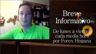 Breve Informativo - Noticias Forex del 11 de Diciembre 2018