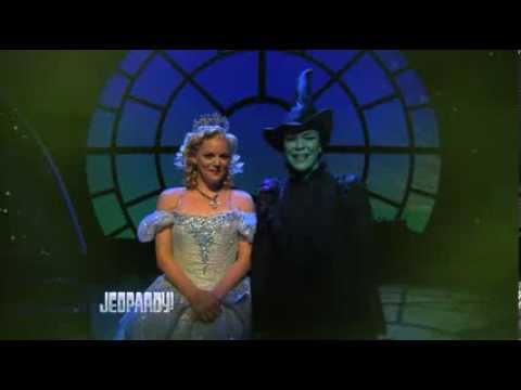 Wicked 10th Anniversary   Jeopardy!