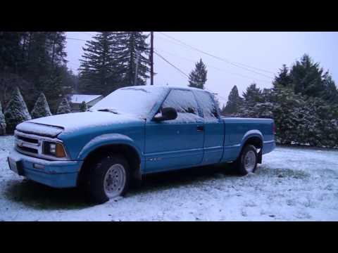 Washington December Snowstorm 12/8/16