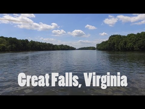 Great Falls, Virginia / Drone