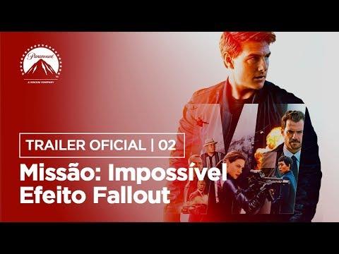 Missão: Impossível - Efeito Fallout | Trailer #2 | LEG | Paramount Brasil