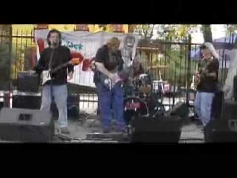 Guy Schwartz & The New Jack Hippies play at the Block Party
