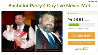 Best man? Guy to party with complete strangers