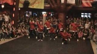 Rytm ulicy 2011 - Be Free półfinał
