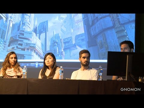 Video Game Environments with Naughty Dog – Pt. 2