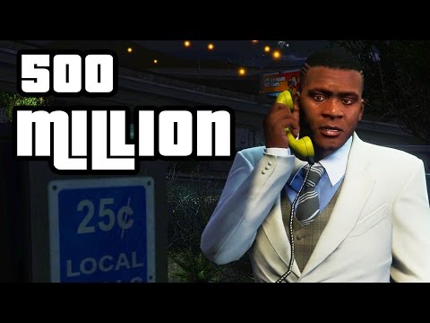 GTA 5 - THE CONSTRUCTION ASSASSINATION #56 - Xbox One / PS4 (500 MILLION)