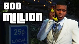 GTA 5 - THE CONSTRUCTION ASSASSINATION #56 - Xbox One / PS4 (500 MILLION)