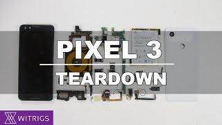 Google pixel 3 Teardown