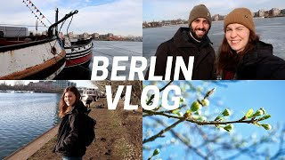 BERLIN OR COPENHAGEN? | Ice Swimming, Cats Living on Boats and Rummelsburger Bucht