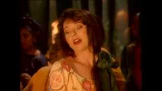 Watch Kate Bush Eat The Music video