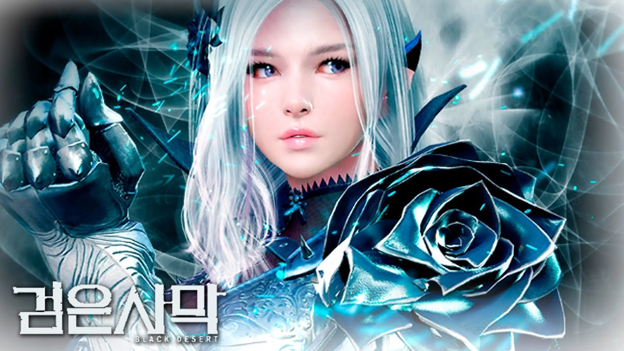 black desert 검은사막 dark knight character creation f2p