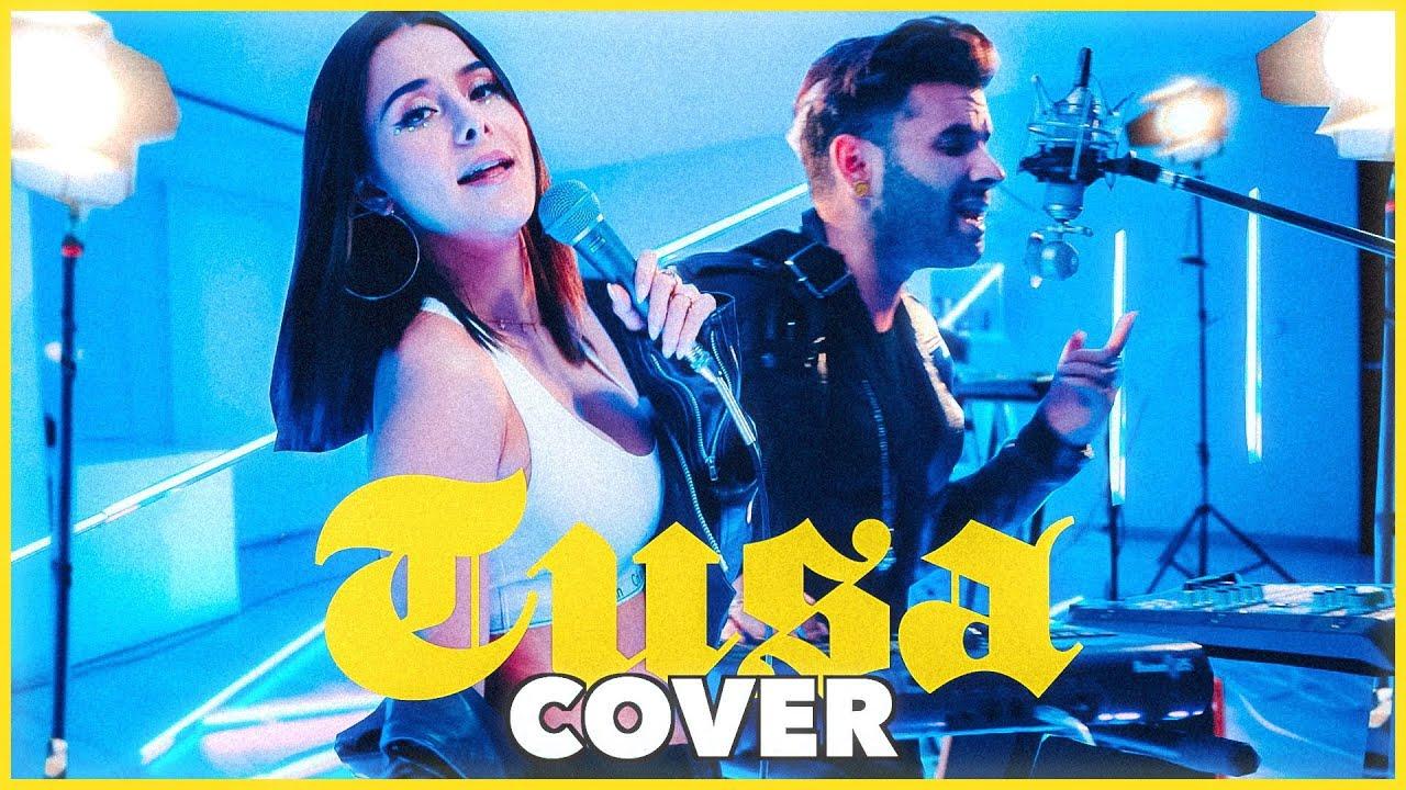 KAROL G, Nicki Minaj - Tusa (COVER)