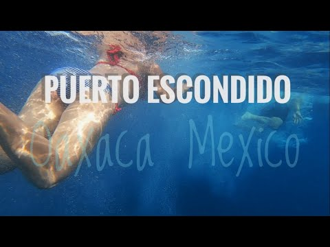 How Magical Is PUERTO ESCONDIDO, Oaxaca, Mexico? (Mazunte, Zicatela, Puerto Angelito)